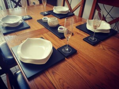 Welsh Slate Kitchen and Dining Wear