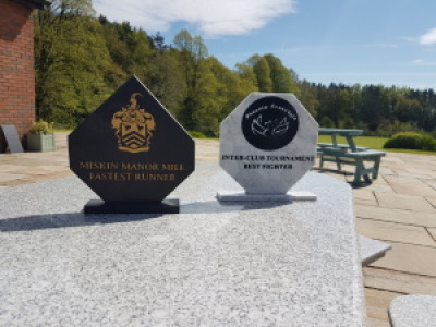 Welsh Slate and Marble Personalised Gifts and Trophies