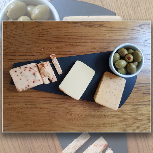 Welsh Slate or Marble Cheese Board